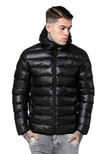 Sik Silk Jacke Herren Atmosphere Jacket SS-15041 Black, Größe:XL