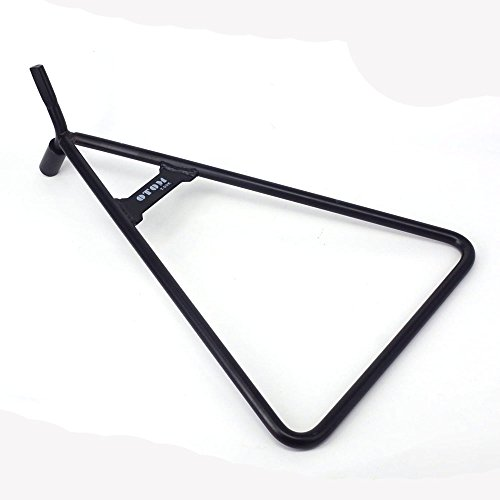 Un Xin Dirt Bike Universel Triangle Support de Moto Honda Yamaha Suzuki Kawasaki KTM (Noir)