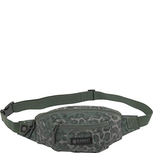 Element Posse Hip Sack - Riñonera Deportiva (0 cm), Leopard Camo (Verde) - S5ESA3