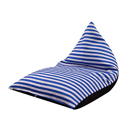 HTYG Sitzsack Kinder Stofftier Kuscheltiere Aufbewahrung Aufbewahrungstasche Soft Pouch Stoff Stuhl (B)