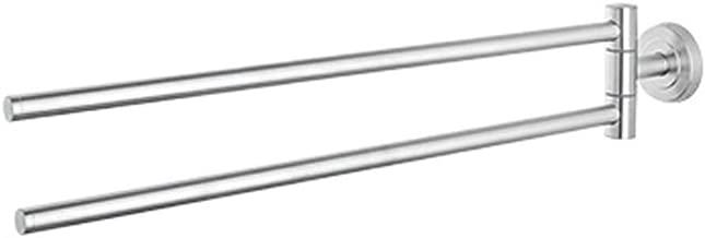 Retro Metall Handtuchhalter 3 Arme Handtuchstange Handtuch Halter verchromt