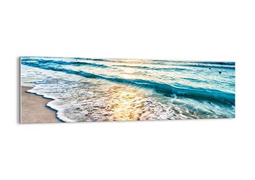 Cuadro sobre Vidrio - Cuadro de Cristal - de una Sola Pieza - 160x50cm - Foto número 3621 - Listo para Colgar - Pinturas en Vidrio - Impresiones sobre Vidrio - Cuadro en Vidrio - GAB160x50-3621