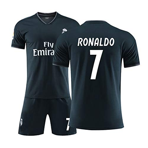 AELN 7# Cristiano Ronaldo voetbalshirt voor heren en dames + kort pak
