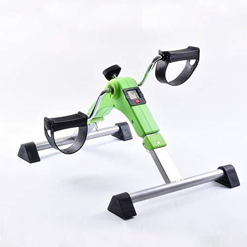 LGFV Mini Bicicleta Estática Ejercitador De Pedal para La Tercera Edad Física Ayudas para Terapia De Brazos Y Piernas Ejercitador