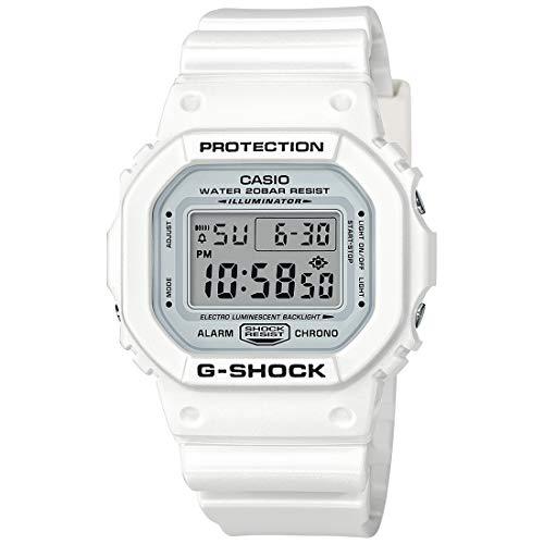 Casio G-Shock Digital Silver Dial Men's Watch-DW-5600MW-7DR (G844)