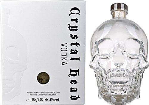 Crystal Head Vodka 40% Vol. 1,75 l + GB