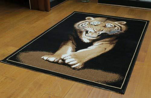 Aspect Legends-Animal impresión Fuera de África Tigre Zona Alfombra,