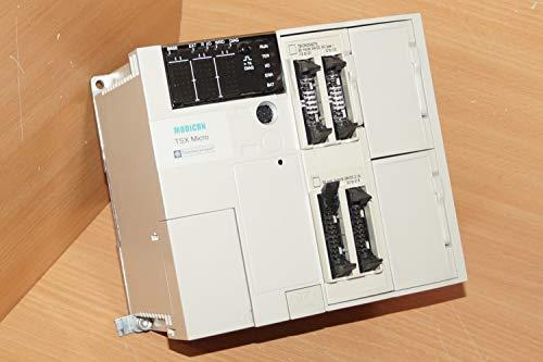 Schneider Electric TSX MICRO Modicon PLC TSX3710101 + TSXDMZ64DTK