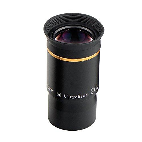 Svbony Oculair Telescoop 66graden Super Groothoek 20mm Oculair 1,25 inch Long Eye Relief Oculair