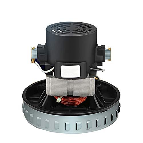 ZRNG 220V 1200W Motor de aspiradora Universal Motor de 130 mm de diámetro Fit for Karcher Philips Midea Rowenta Piezas de vacío Motor de Alambre de Cobre La instalación es Simple y fácil de Usar.