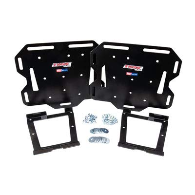 Tusk Universal Pannier Soft Luggage Mount For Dual Sport/Adventure Bikes- Includes neck gaiter