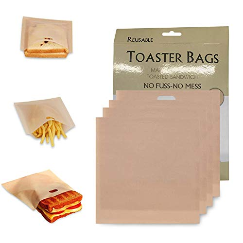 Toaster Bags Reusable for Cheese