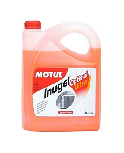 Motul 101070 Kühlwasseradditive Inugel Optimal Ultra, 5 L
