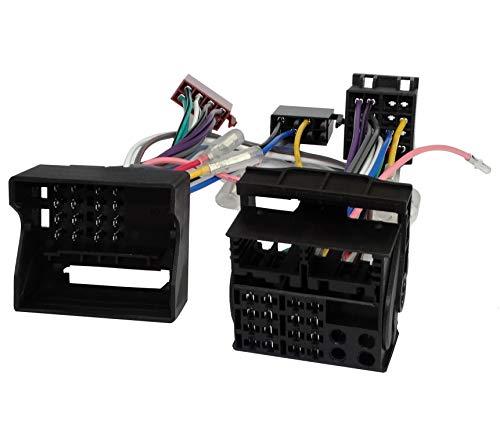 AERZETIX: Cable adaptador para autoradio PARROT KML y Kit Manos libres de coche C4546