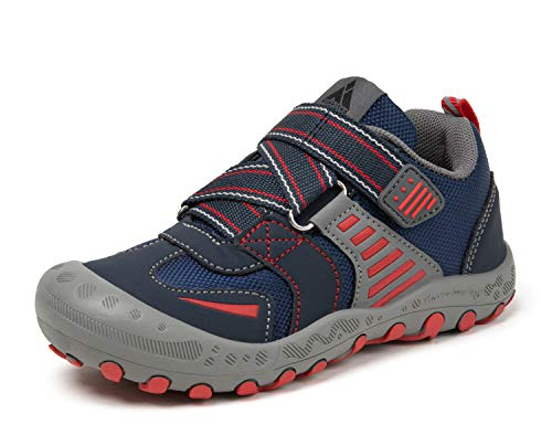 Mishansha Ligero Zapatos Senderismo Niña Zapatos de Trekking Exteriores Botas de Deportiva...