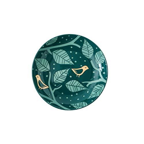 WYQ - Vajilla de cerámica duradera, platos occidentales, pl
