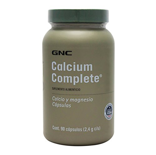 GNC Calcium Complete, 90 caps
