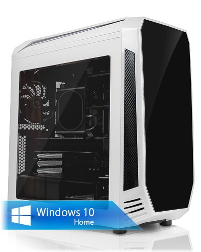 Ankermann-PC AC Gamer i5-4690 GTX-960 8GB SSD120GB W7Pro Desktop-PC (Intel Core i5 4690, 8GB RAM, 120GB SSD, Gigabyte GeForce GTX 960 2GB, DVD, Win 7 Professional)