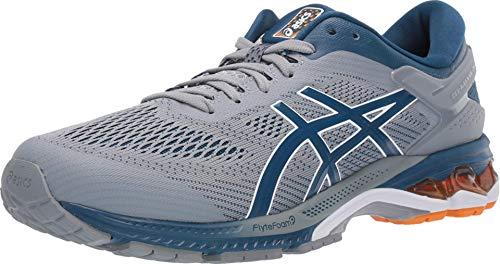 ASICS Men's Gel-Kayano 26 Running Shoes, 10.5M, Sheet...