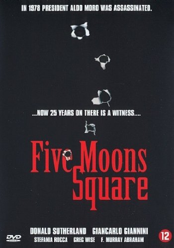 STUDIO CANAL - FIVE MOON SQUARE (1 DVD)
