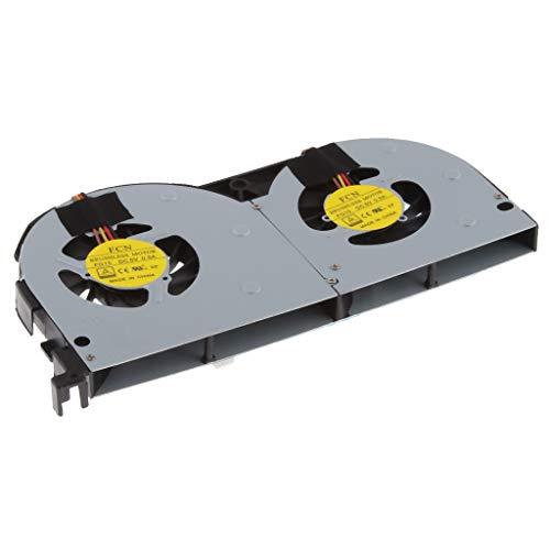 balikha Ventilador de Refrigeración del Procesador de PC con Conexión de Alimentación