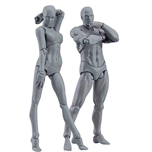 Wildlead 2 Teile/Satz Licht Körper Chan & Kun PVC Movebale Action Figure Modell Für SHF Version 2,0 geschenkeHelfen Sie viel beim Zeichnen