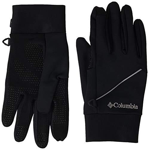 Columbia Guantes de running para hombre, M Trail Summit Running Glove, Poliéster,...