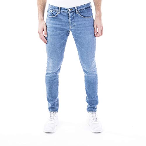 DONDUP Jeans misto cotone Uomo cod.UP550DSE270 DENIM SIZE:32