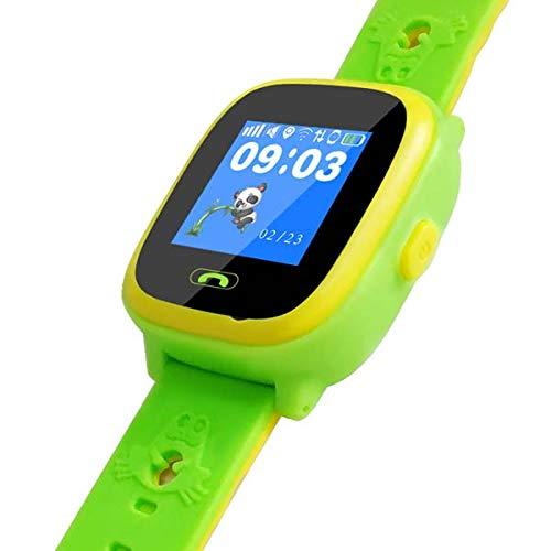 VIDIMENSIO GPS Telefon Uhr Kleiner Delfin - blau (Wifi) WASSERDICHT, OHNE Abhörfunktion, für Kinder, SOS  Abbildung 2
