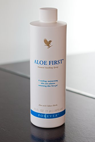 Aloe Vera First Spray inkl. Sprükopf von Forever Living 0,473 Liter
