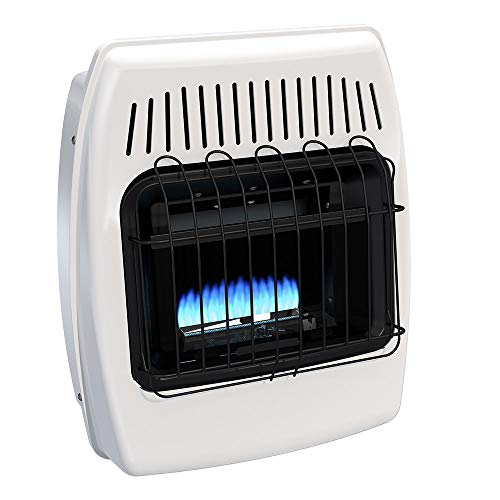 Best Price Dyna-Glo BF10PMDG 10,000 BTU Liquid Propane Blue Flame Vent Free Wall Heater (Renewed)