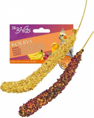 JR Farm Birds Kolbys Hirse Himbeer/Banane Inhalt 50 g