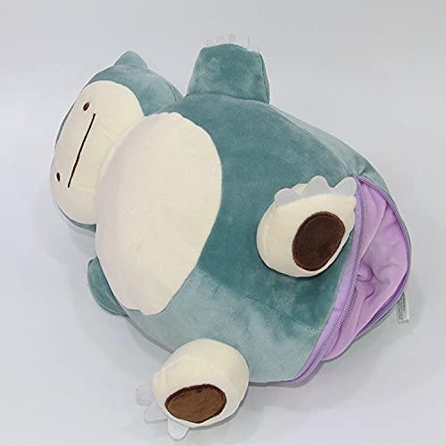 Peluches 30cm Ditto Metamon Inside-out Cojín Japón Muñeca De Peluche Figura Juguetes