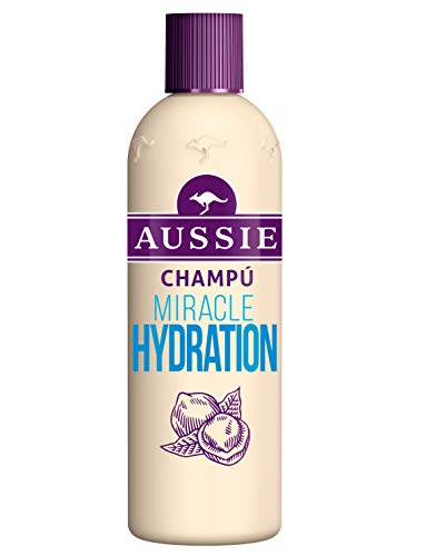 Aussie Miracle Hydration champú - 300 ml