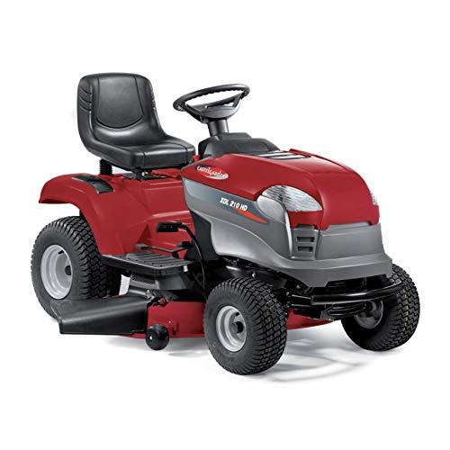 idros Castelgarden XDL 210 HD - Tractor cortacésped plano de corte de 108 cm y deflector lateral