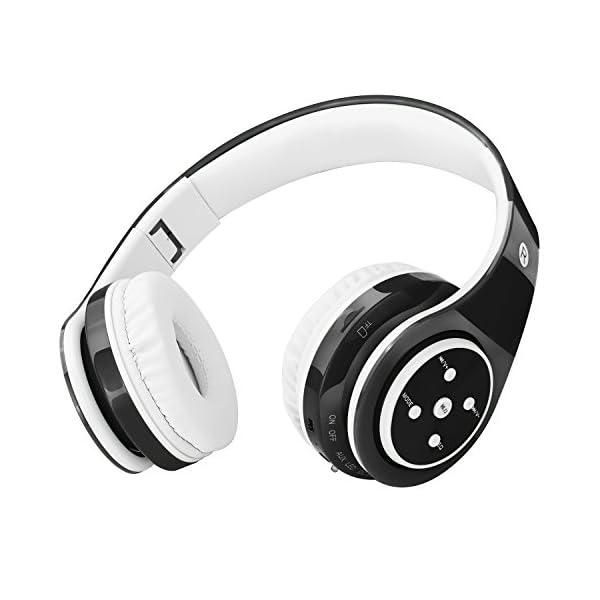 Kids Wireless Headphones Bluetooth Foldable Headset 3