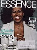 Essence Magazine (December 2018) Michelle Obama Cover