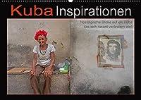 Kuba Inspirationen (Wandkalender 2022 DIN A2 quer): Nostalgische Eindruecke von einem Kuba, das sich rasant veraendern wird. (Monatskalender, 14 Seiten )