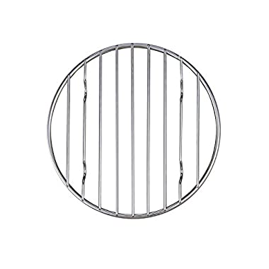 Mrs. Anderson's Baking 43193 Mrs. Anderson's Baking Professional Round Baking and Cooling Rack, 6-Inches
