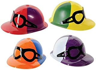 Plastic Jockey Helmets (pack of 12)