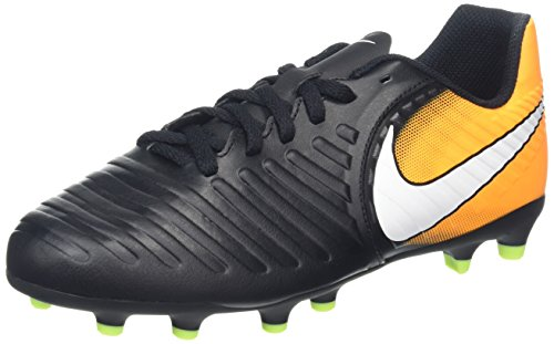 Nike Jr Tiempo Rio IV FG, Botas de fútbol Unisex niños,