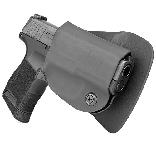 OWB Paddle Holster - Matte Black (Right-Hand, SIG P365)