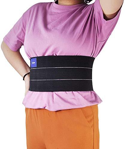 Cintura per ernia ombelicale per uomo Legante addominale Cintura di supporto per ernia Donna Post Chirurgia Cinture ombelicali per ombelico