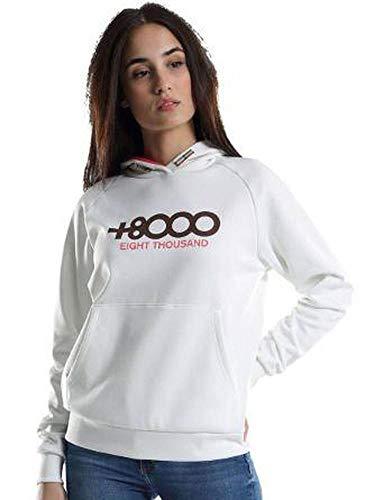 +8000 TORONI 19I Sudadera, Mujer, Crudo, XS
