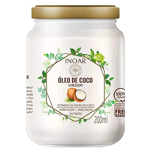 Inoar Óleo de Coco Umectante 200ml