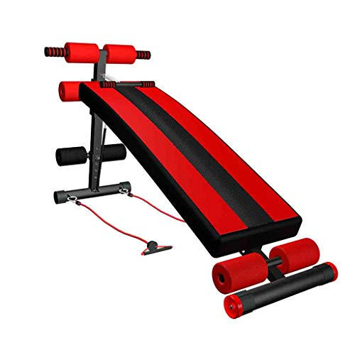 Best Review Of Home Gyms Sit-ups sit-ups Fitness Equipment Home Multi-Function Exercise assists Exer...