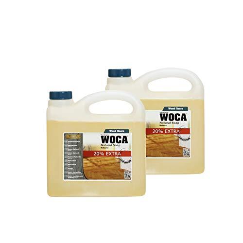 Woca Holzbodenseife natur 6 Liter