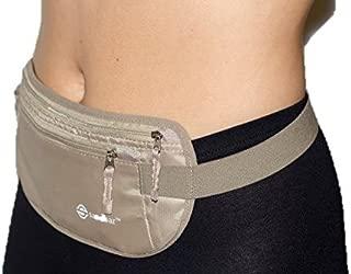 Sandbar Money Belt for Travel/Hidden Waist Wallet for Men and Women - RFID Blocking