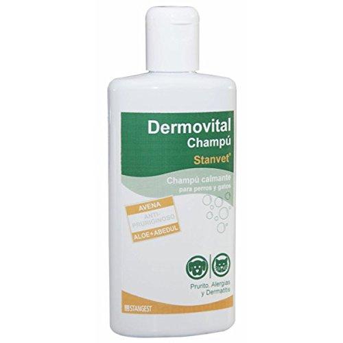 Stanvet 150600 Dermovital Champú - 250 ml