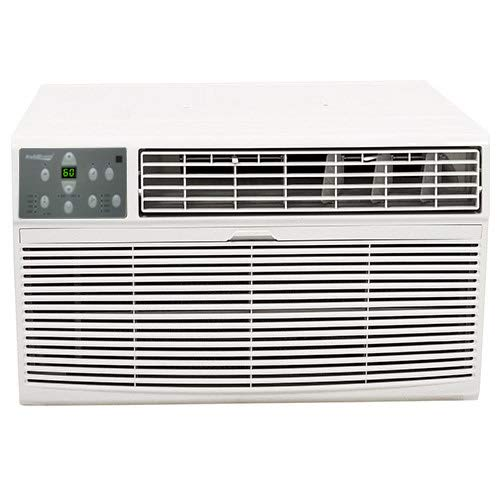 Koldfront WTC8001W 8,000 BTU Through the Wall Air Conditioner with 3500 BTU Heater